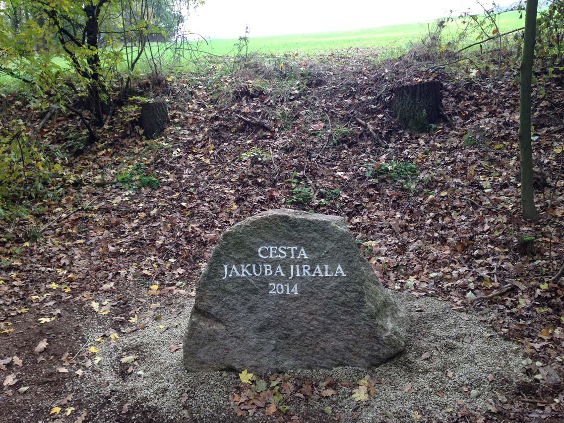 cesta jakuba jirala (2)